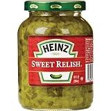 Heinz Sweet Relish 10 oz. (3-Pack)