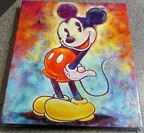 Amazoncom Hallmark Expandable Disney Mickey Mouse Photo Album