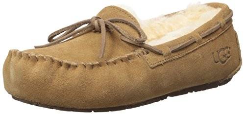 UGG Australia Dakota Girls Slippers,Chestnut,6 by UGG
