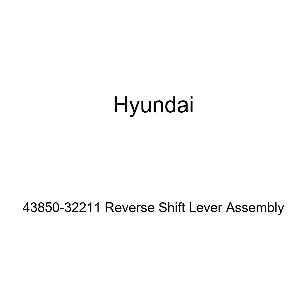 Genuine Hyundai 43850-32211 Reverse Shift Lever Assembly