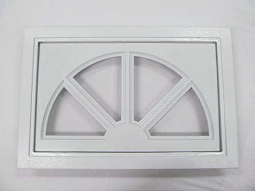 Playhouse Windows And Doors - Garage Door Windows Sunrise Design Not Fake or Decals