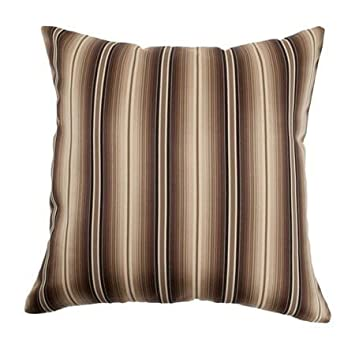 The Pillow Collection Bailey Stripes Bedding Sham Storm King//20 x 36 KING-D-32377-STORM-C54P46