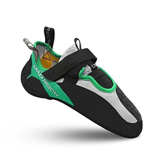 Mad Rock Drone Low Volume Climbing Shoe Green/Black, 6.0