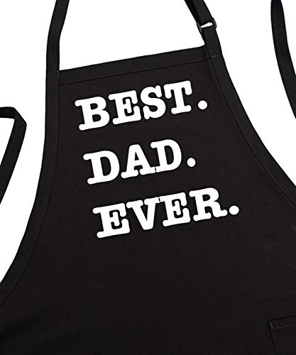 Best Dad Ever Grilling & BBQ Aprons For - Ever Aprons