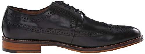 Wing Italian Black Conard Murphy Oxford Johnston amp; Tip Calfskin Men's n7BZvxq