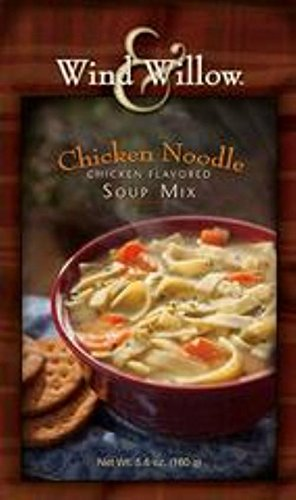 Wind & Willow Chicken Noodle Soup Mix