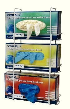 (89011-728 - 3 Boxes - VWR Glove Box Holders, Epoxy-Coated - Each)