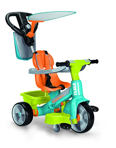 FEBER- Baby Plus Music 360, Triciclo (Famosa 700012260)