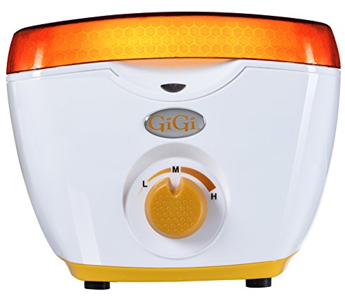GiGi 0201 Mini Honee Warmer, White, 5 Ounce