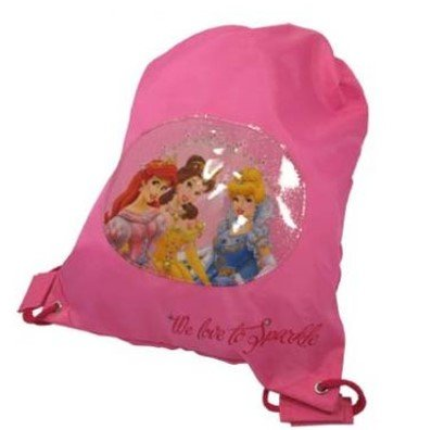 Disney Princess Trainer PE Bag - We love to Sparkle Trademark Collection