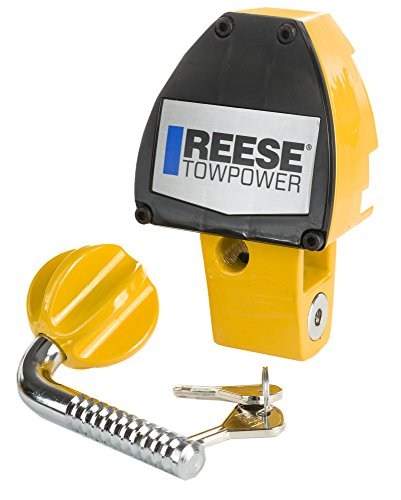 (Reese Towpower 7066900 Professional Universal Coupler Lock)
