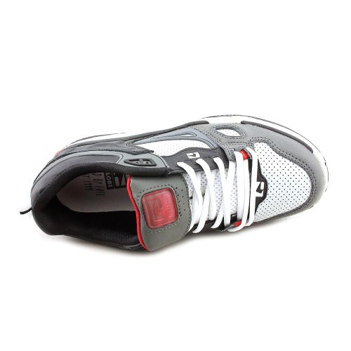 GLOBE Skateboard Shoes RAID WHITE/BLACK/RED