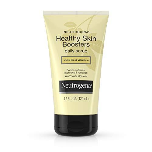 Neutrogena Healthy Skin Boosters Daily Scrub, 4.2 Fl. Oz. (Neutrogena Healthy Skin Anti Wrinkle Anti Blemish Cleanser)