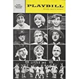 img - for Little Me Playbill Magazine: Lunt-Fontanne Theatre (Vol. 1, No. 7) book / textbook / text book