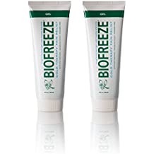 Biofreeze Pain Relief Gel for Arthritis, 4 oz. Cold Topical Analgesic