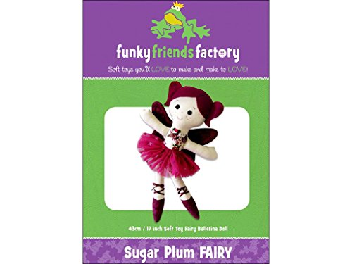 Funky Friends Factory Sugar Plum Fairy Ptrn