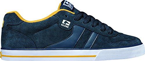 2 Blu Globe Unisex Da Adulto 13005 Navy Encore Pantofole gold 1nwPpPSq
