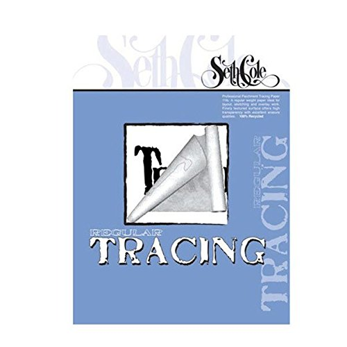 Seth Cole Tracing Paper Pad/100 - Tracing Seth Cole Paper