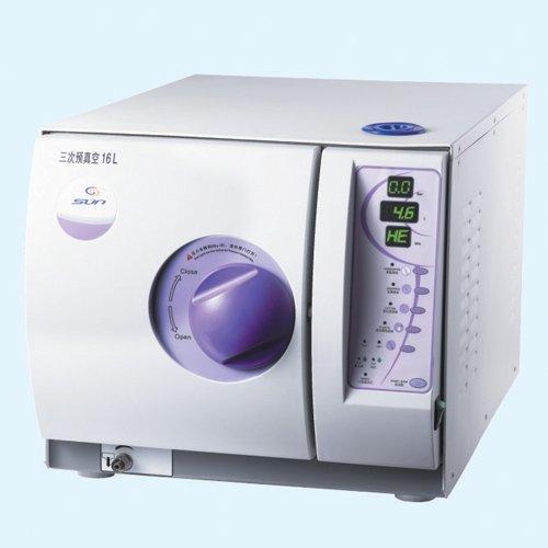 Dental Sun Autoclave Sterilizer 16L Vacuum Steam