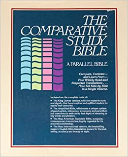 The Comparative Study Bible New International Version New
