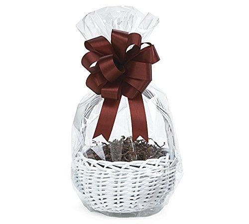 round gift basket - 1