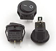250V AC 3A Mini Small Switch ON-OFF light accessory switch