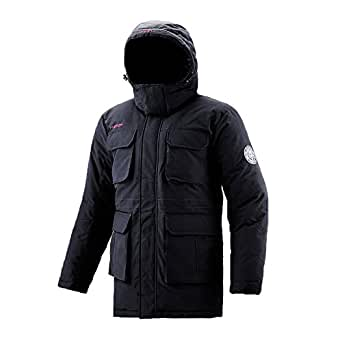 Fuerza Mens Winter Down Wellon Collection Durable Hooded