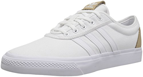 Adidas Originaler Kvinners Adiease W Mote Sneaker Hvit / Hvit / Blek Nude