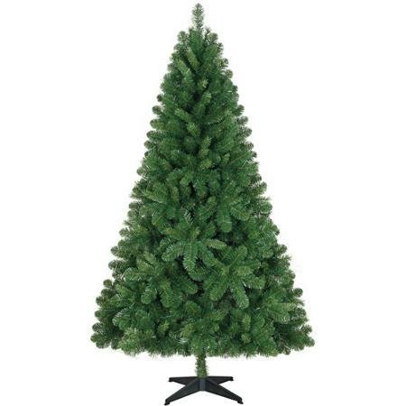 new arrival bec01 29867 6.5' Christmas Tree Jackson Spruce Artificial Unlit by Holiday Time