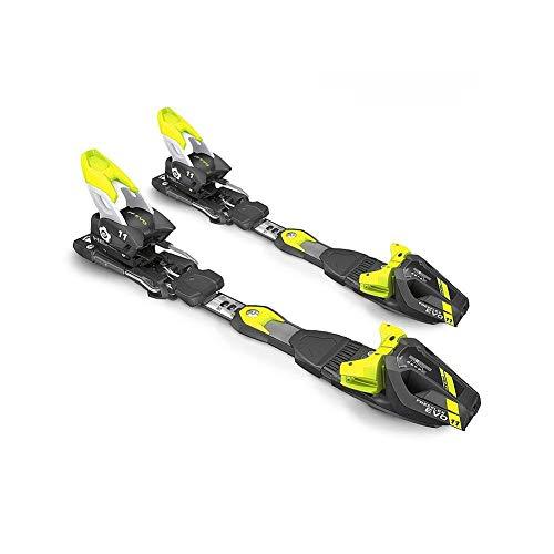2019 Head Freeflex EVO 14 B85 Matte Black//White//Flash Yellow Ski Bindings