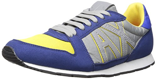 Armani Exchange X Marine Sneaker Fashion Sneaker Retro Acid Running A Men aZgqSwS