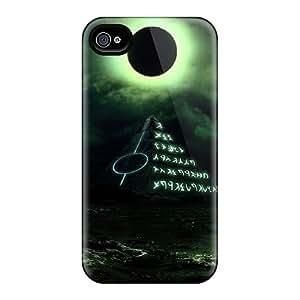 Osklmlh4168lJWwf DavidKearns Black Moon Feeling Iphone 4/4s On Your Style Birthday Gift Cover Case