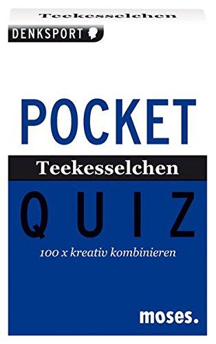 Pocket Quiz Teekesselchen: 100 x kreativ kombinieren