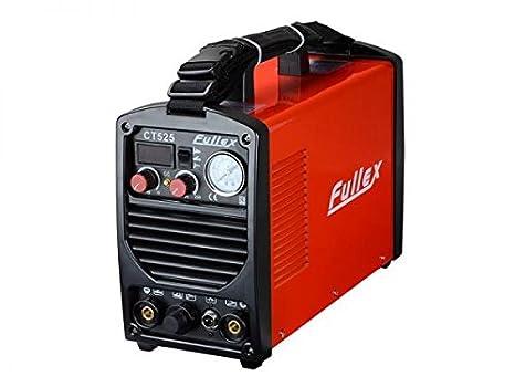 FULLEX CT 525 A 3 33 en dispositivo TIG/E-HAND MMA/plasma cortador de 50 Amper/de corte de 50: Amazon.es: Bricolaje y herramientas