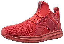 Puma Men's Enzo Cross-trainer Shoe, High Risk Red, 9.5 M Us