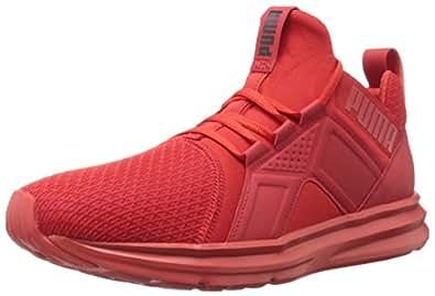 PUMA Men's Enzo Cross-Trainer Shoe, High Risk Red, 7 M US