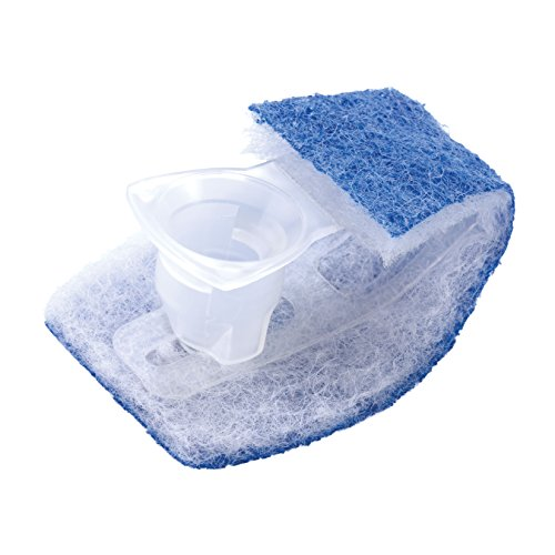 Scotch-Brite Disposable Toilet Scrubber 10 Piece (Disposable Refill)