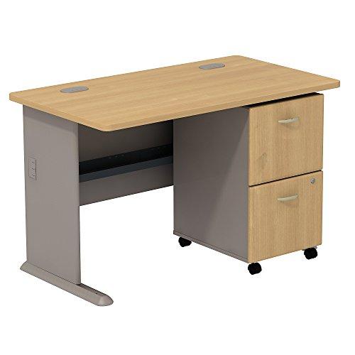 Bush Business Furniture Series A 2 Drawer Mobile Pedestal