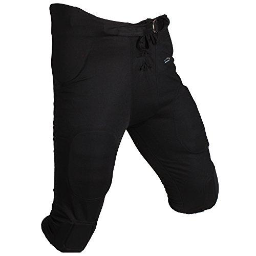 americani poliestere sportivi 100 nero Pantaloni colori 5 uno in tutti in 5RnqYw