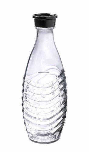 Sodastream 0 6l Glaskaraffe Spulmaschinenfest Mit Fest Schliessendem Deckel Fur Wassersprudler Wie Crystal Oder Penguin