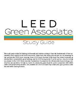 LEED GREEN ASSOCIATE STUDY GUIDE EPUB DOWNLOAD