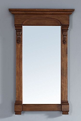 s 26 in. Mirror in Country Oak ()