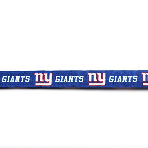 Fabrique Innovations, Inc NFL New York Giants 50' Retractable Garden Hose, Blue, One Size