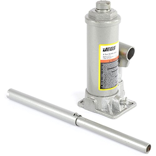 JEGS Performance Products 79006 Bottle Jack Capacity: 4 Ton Lift Height: 8 to 11 by JEGS