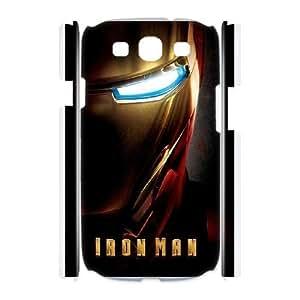 Generic Case Iron Man For Samsung Galaxy S3 I9300 Y7A1127758 hjbrhga1544