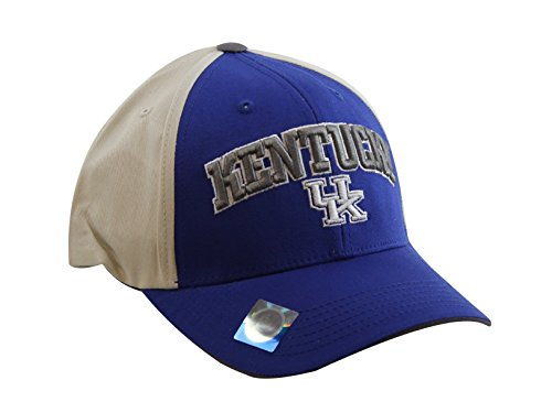 National Cap Men's Champ Classic Kentucky Wildcats Embroidered - Embroidered Basketball Hat