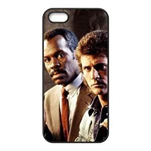 Lethal Weapon iPhone 4 4s Cell Phone Case Black NRI5059069