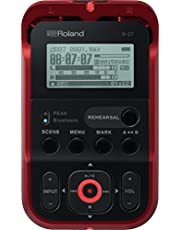 Roland R-07 Grabadora de audio portátil de alta resolución