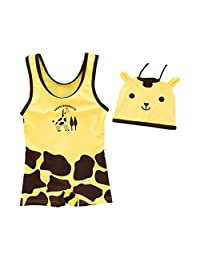May's Kids Boys Onepiece Sun Protection Swimwear Swimming Bathing 2 Pieces Sets