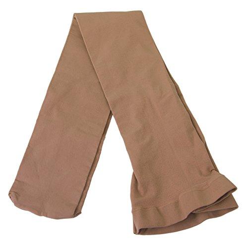 - Danshuz Women's Convertible Nylon/Spandex Tights (Light Suntan XL)
